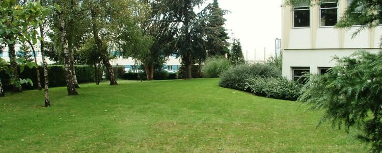 Entretien et création d'espaces verts ESAT LANCHENEIL