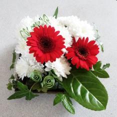 Art floral  SA ESAT Lancheneil