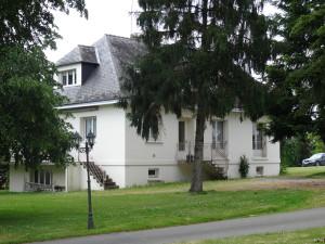 Le pavillon Foyer d'hébergement Lancheneil à 15 minutes de Laval
