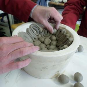SA ESAT partenariat poterie