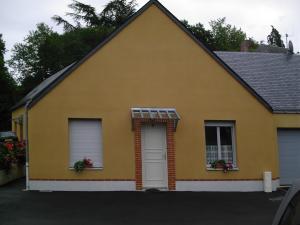 Foyer d'hébergement de Lancheneil externalisé sur la commune de Nuillé sur Vicoin en mayenne à 15 minutes de Laval