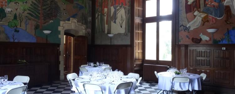 Deuxième salle du Château