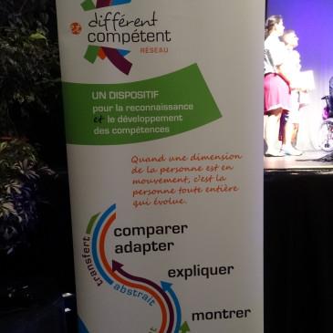 Différents et Compétents : Cérémonie de remise des attestations à Laval le 2 juillet 2015