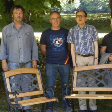 L'atelier bricorécré du foyer Oasis et la menuiserie Foulon de Quelaines : un partenariat innovant