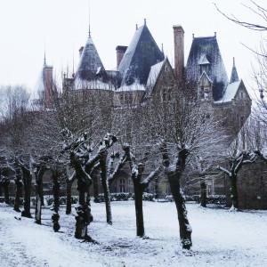 Le 27 novembre 2015 Marché de Noël au château de Lancheneil