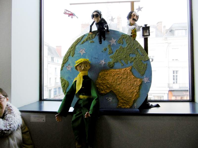 Exposition « double regard sur la marionnette »