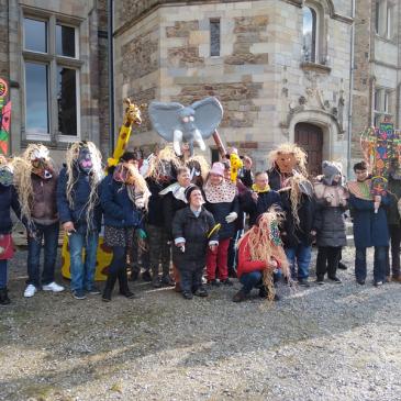 Carnaval de Nuillé-sur-Vicoin 2019